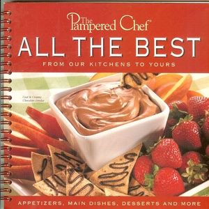 The Pampered Chef ALL THE BEST From Our Kitchens